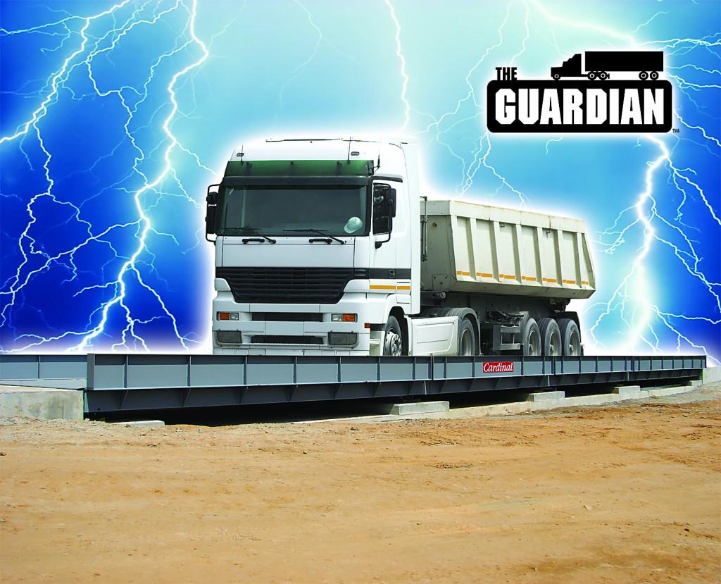 Truck & Lightning